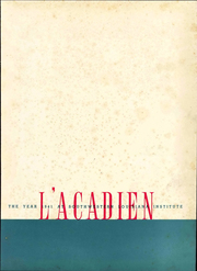 Page 7, 1941 Edition, Southwestern Louisiana Institute - Lacadien Yearbook (Lafayette, LA) online yearbook collection