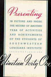 Page 9, 1941 Edition, Southwestern Louisiana Institute - Lacadien Yearbook (Lafayette, LA) online yearbook collection
