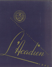 1945 Edition, Southwestern Louisiana Institute - Lacadien Yearbook (Lafayette, LA)