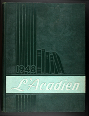 Page 1, 1948 Edition, Southwestern Louisiana Institute - Lacadien Yearbook (Lafayette, LA) online yearbook collection