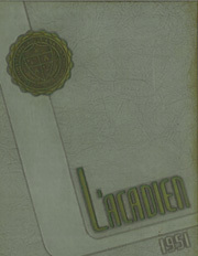 1951 Edition, Southwestern Louisiana Institute - Lacadien Yearbook (Lafayette, LA)
