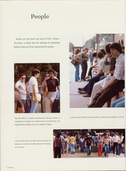Page 8, 1981 Edition, Southwestern Louisiana Institute - Lacadien Yearbook (Lafayette, LA) online yearbook collection