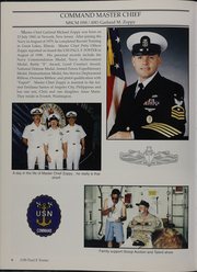 Page 10, 1999 Edition, Paul F Foster (DD 964) - Naval Cruise Book online yearbook collection