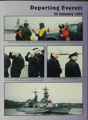 Page 11, 1999 Edition, Paul F Foster (DD 964) - Naval Cruise Book online yearbook collection