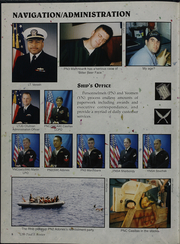 Page 12, 1999 Edition, Paul F Foster (DD 964) - Naval Cruise Book online yearbook collection