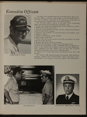 Page 7, 1980 Edition, Pensacola (LSD 38) - Naval Cruise Book online yearbook collection
