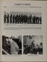 Page 15, 1989 Edition, Pensacola (LSD 38) - Naval Cruise Book online yearbook collection