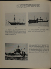 Page 6, 1989 Edition, Pensacola (LSD 38) - Naval Cruise Book online yearbook collection