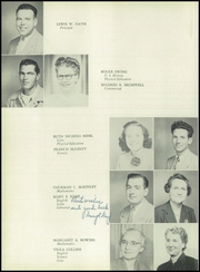 Page 10, 1953 Edition, Federalsburg High School - Chirper Yearbook (Federalsburg, MD) online yearbook collection