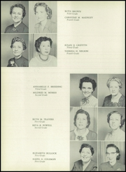 Page 12, 1953 Edition, Federalsburg High School - Chirper Yearbook (Federalsburg, MD) online yearbook collection