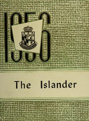 1956 Edition, Stevensville High School - Islander Yearbook (Stevensville, MD)
