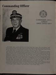 Page 12, 1989 Edition, Peoria (LST 1183) - Naval Cruise Book online yearbook collection