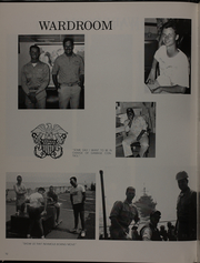Page 16, 1989 Edition, Peoria (LST 1183) - Naval Cruise Book online yearbook collection