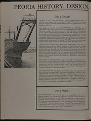 Page 8, 1989 Edition, Peoria (LST 1183) - Naval Cruise Book online yearbook collection