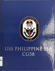 2006 Edition, Philippine Sea (CG 58) - Naval Cruise Book