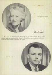 Page 6, 1951 Edition, Ellicott City High School - Oracle Yearbook (Ellicott City, MD) online yearbook collection