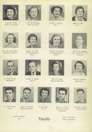 Page 7, 1951 Edition, Ellicott City High School - Oracle Yearbook (Ellicott City, MD) online yearbook collection