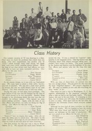 Page 8, 1951 Edition, Ellicott City High School - Oracle Yearbook (Ellicott City, MD) online yearbook collection
