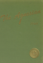 1948 Edition, Mount St Agnes High School - Agnesian Yearbook (Baltimore, MD)
