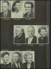Page 10, 1958 Edition, New Windsor High School - Echo Yearbook (New Windsor, MD) online yearbook collection