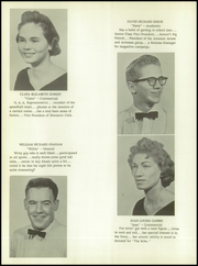 Page 16, 1958 Edition, New Windsor High School - Echo Yearbook (New Windsor, MD) online yearbook collection