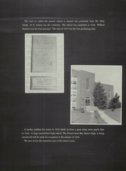 Page 15, 1959 Edition, New Windsor High School - Echo Yearbook (New Windsor, MD) online yearbook collection