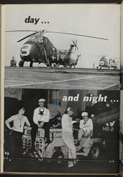 Page 14, 1957 Edition, Philippine Sea (CVS 47) - Naval Cruise Book online yearbook collection