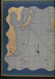 Page 2, 1957 Edition, Philippine Sea (CVS 47) - Naval Cruise Book online yearbook collection