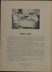 Page 6, 1951 Edition, Pine Island (AV 12) - Naval Cruise Book online yearbook collection
