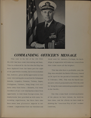 Page 7, 1964 Edition, Pine Island (AV 12) - Naval Cruise Book online yearbook collection