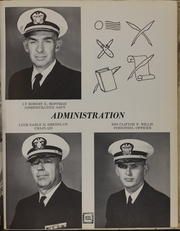 Page 17, 1966 Edition, Pine Island (AV 12) - Naval Cruise Book online yearbook collection