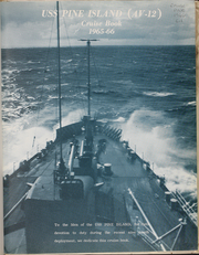Page 5, 1966 Edition, Pine Island (AV 12) - Naval Cruise Book online yearbook collection