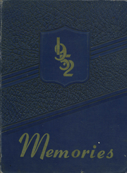 1952 Edition, Lisbon High School - Memories Yearbook (Lisbon, MD)