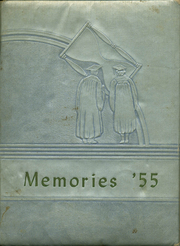 1955 Edition, Lisbon High School - Memories Yearbook (Lisbon, MD)