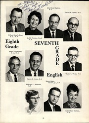 Page 17, 1965 Edition, Southern High School - Echoes Yearbook (Lothian, MD) online yearbook collection