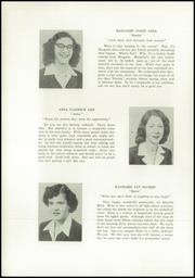 Page 10, 1952 Edition, Wolfe High School - Wolverine Yearbook (Union Bridge, MD) online yearbook collection