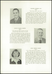 Page 12, 1952 Edition, Wolfe High School - Wolverine Yearbook (Union Bridge, MD) online yearbook collection