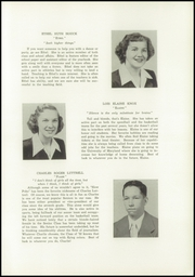 Page 13, 1952 Edition, Wolfe High School - Wolverine Yearbook (Union Bridge, MD) online yearbook collection