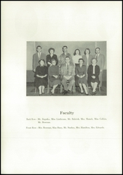 Page 8, 1952 Edition, Wolfe High School - Wolverine Yearbook (Union Bridge, MD) online yearbook collection