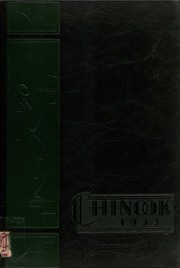 University of Montana Western - Chinook Yearbook (Dillon, MT) online yearbook collection, 1933 Edition, Page 1