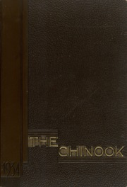 University of Montana Western - Chinook Yearbook (Dillon, MT) online yearbook collection, 1934 Edition, Page 1