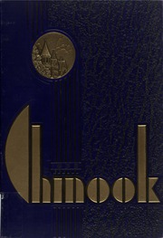 1938 Edition, University of Montana Western - Chinook Yearbook (Dillon, MT)