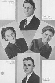 Page 12, 1939 Edition, University of Montana Western - Chinook Yearbook (Dillon, MT) online yearbook collection