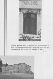 Page 16, 1939 Edition, University of Montana Western - Chinook Yearbook (Dillon, MT) online yearbook collection