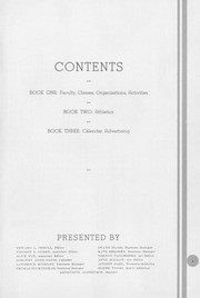 Page 7, 1939 Edition, University of Montana Western - Chinook Yearbook (Dillon, MT) online yearbook collection