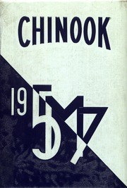 University of Montana Western - Chinook Yearbook (Dillon, MT) online yearbook collection, 1957 Edition, Page 1