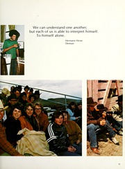 Page 17, 1972 Edition, University of Montana Western - Chinook Yearbook (Dillon, MT) online yearbook collection