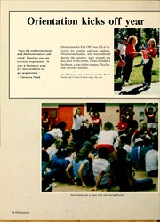 Page 10, 1988 Edition, University of Montana Western - Chinook Yearbook (Dillon, MT) online yearbook collection