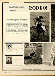 Page 16, 1988 Edition, University of Montana Western - Chinook Yearbook (Dillon, MT) online yearbook collection