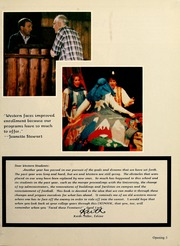 Page 7, 1988 Edition, University of Montana Western - Chinook Yearbook (Dillon, MT) online yearbook collection